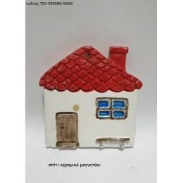 ΣΠΙΤΑΚΙ ΚΕΡΑΜΙΚΟ ΜΑΓΝΗΤΑΚΙ χονδρική τιμή ΤΖΑ-990089/41080