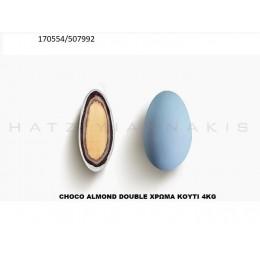 CHOCO ALMOND DOUBLE XPΩMA KOYΦΕΤΑ ''ΧΑΤΖΗΓΙΑΝΝΑΚΗ'' 4KG 170554/507992