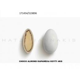 CHOCO ALMOND KAPAMEΛA KOYΦΕΤΑ ''ΧΑΤΖΗΓΙΑΝΝΑΚΗ'' 4KG 171454/519896