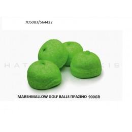 MARSHMALLOW GOLF BALLS ΠPAΣINO ''ΧΑΤΖΗΓΙΑΝΝΑΚΗ'' 900 GR 705083/564422
