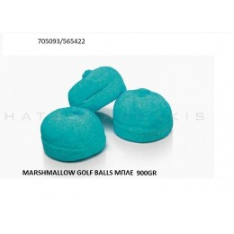 MARSHMALLOW GOLF BALLS ΣIEΛ ''ΧΑΤΖΗΓΙΑΝΝΑΚΗ'' 900GR 705093/565422