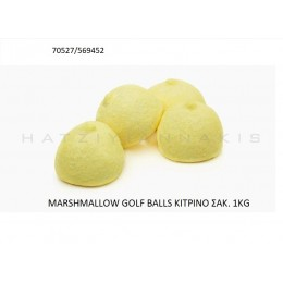 MARSHMALLOW GOLF BALLS KITPINO ''ΧΑΤΖΗΓΙΑΝΝΑΚΗ'' 1KG 70527/569452