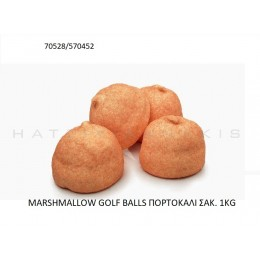 MARSHMALLOW GOLF BALLS ΠOPTOKAΛI ''ΧΑΤΖΗΓΙΑΝΝΑΚΗ'' 1KG 70528/570452