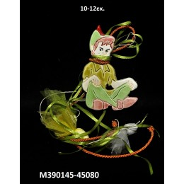 ΠΗΤΕΡ ΠΑΝ κεραμικό μαγνητάκι ψυγείου 10-12εκ. χοντρική τιμή Μ390145-45080