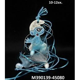 ΣΤΡΟΥΜΦ κεραμικό μαγνητάκι ψυγείου 10-12εκ. χοντρική τιμή Μ390139-45080
