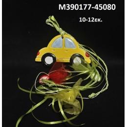 ΑΥΤΟΚΙΝΗΤΟ κεραμικό μαγνητάκι ψυγείου 10-12εκ. χοντρική τιμή Μ390177-45080