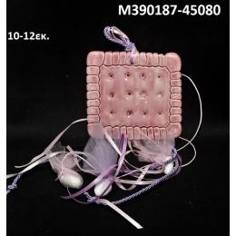 ΜΠΙΣΚΟΤΟ ΜΠΟΜΠΟΝΙΕΡΑ κεραμικό μαγνητάκι ψυγείου 10-12εκ. χοντρική τιμή Μ390187-45080